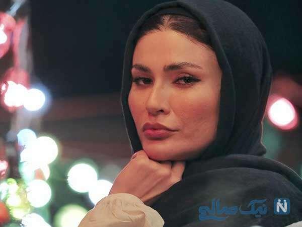 عکس های شیوا طاهری در سریال اسپینجر در نقش مهرو