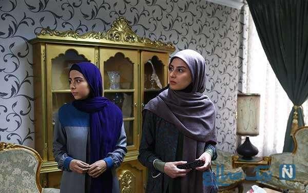 بیوگرافی ملیکا نصیری بازیگر نقش فرناز در سریال 87 متر