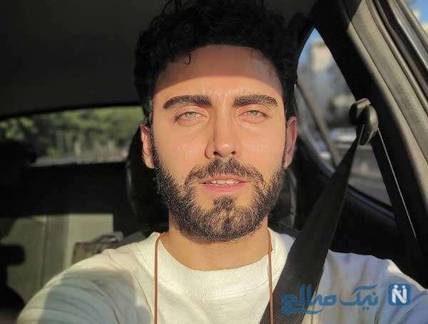 بیوگرافی محمد صادقی بازیگر نقش پیمان برادر وحید در سریال افرا