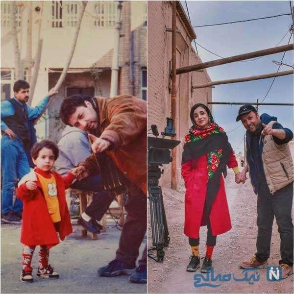 گفتگو با ایران جعفری