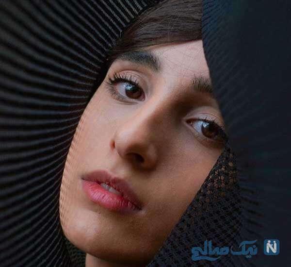 گفتگو با ایران جعفری بازیگر نقش مژده در سریال زندگی زیباست