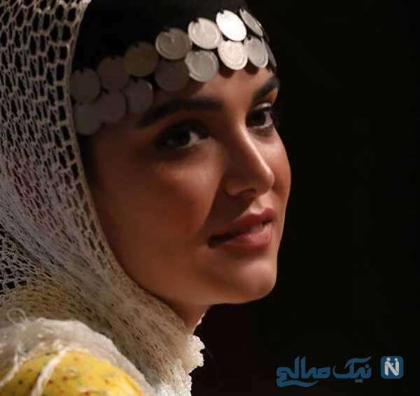 سارا باقری بازیگر نقش مائده در سریال افرا از تئاتر تا تلویزیون