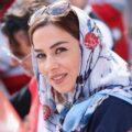 تینا پاکروان و همسرش علی اسدزاده تهیه کننده سریال های خاتون و قورباغه