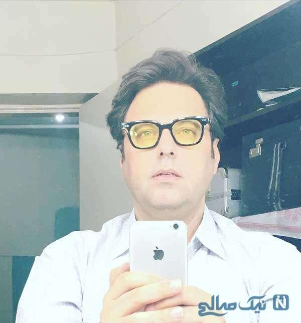 بیوگرافی جواد مولانیا بازیگر نقش روزبه در سریال هم سایه