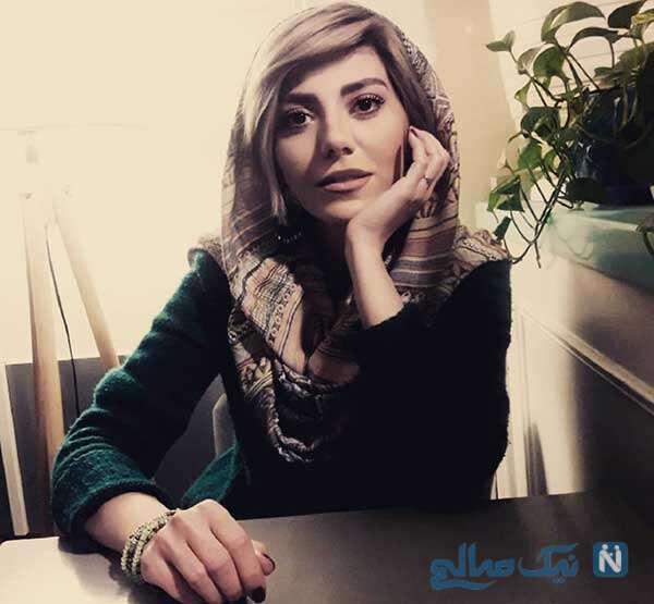 بیاینا محمودی در گاندو بازیگر ارمنی از تئاتر تا شارلوت در تلویزیون