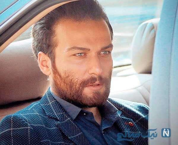 تولد میلاد میرزایی بازیگر سریال احضار با دلنوشته زیبای وی