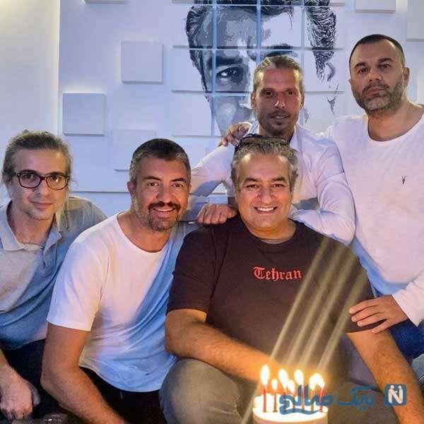 جشن تولد سام نوری