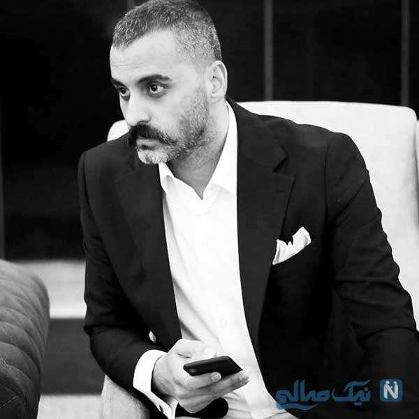 فرزند علیرام نورایی و همسرش به دنیا آمد +اسم و تصاویر