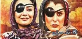 عکس های جدید بازیگران سریال نیسان آبی از مهران غفوریان تا گیتی قاسمی
