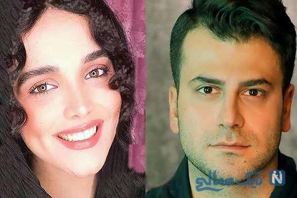 بازیگران مجرد سریال افرا از مینا وحید تا روزبه حصاری