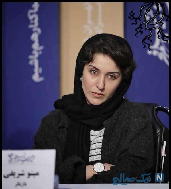 بیوگرافی مینو شریفی