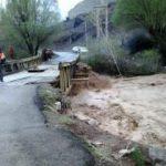 امدادرسانی به ۶ استان در پی سیل و توفان