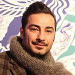 عکس یادگاری نوید محمدزاده و رقیبش در استرالیا