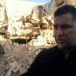 سوپرمنهای شهر زلزله زده کرمانشاه