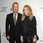 تام هنکس و همسرش میزبان مراسمی در دانشگاه UCLA