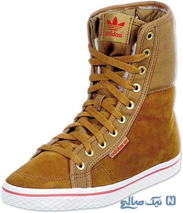 نخریدن کفش های بوت در پاییز