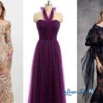جدیدترین مدل های لباس شب