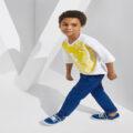 جدیدترین مدل های لباس کودکانه ورساچه