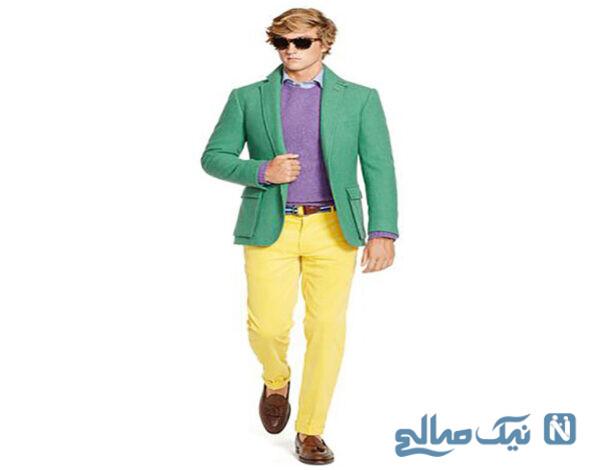 لباس مردانه اروپایی