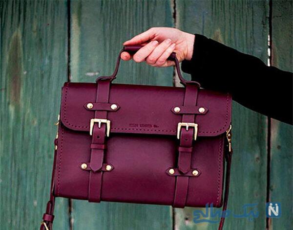 کیف زنانه ساده