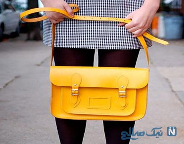 کیف زنانه بندی