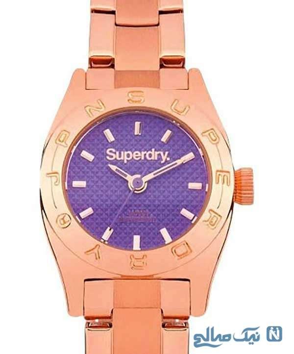 ساعت مچی رنگی زنانه
