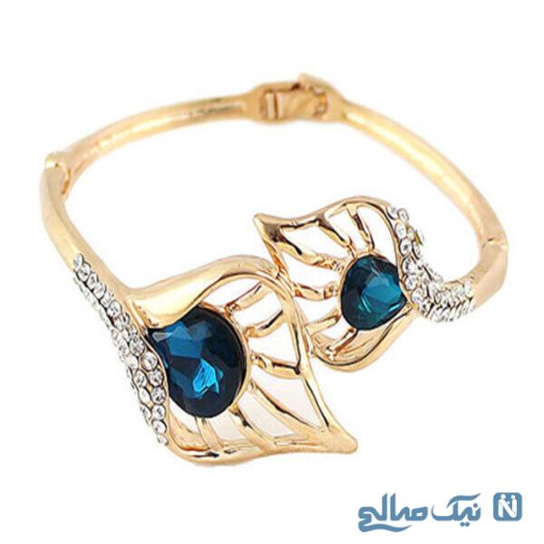 جدید زیباترین مدل دستبند طلا