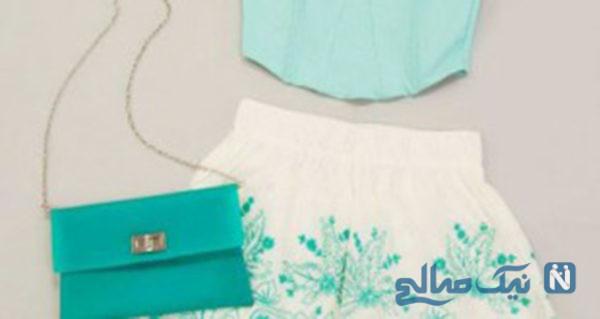 شیک ترین ست لباس تابستانی دخترانه و زنانه + تصاویر