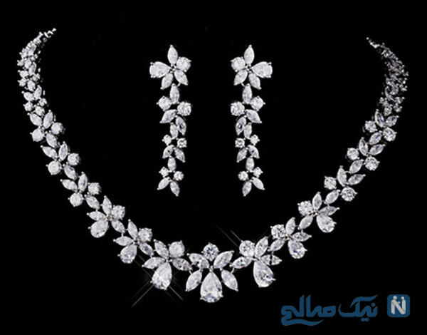 مدل سرویس جواهرات شیک
