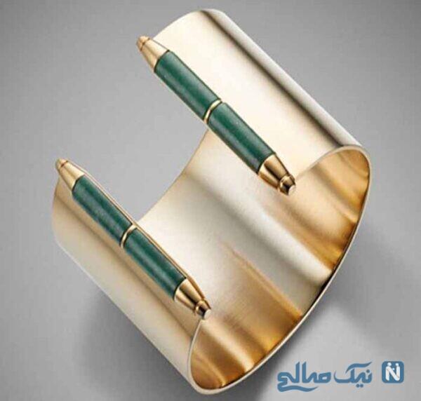 مدل دستبندهای طلا شیک