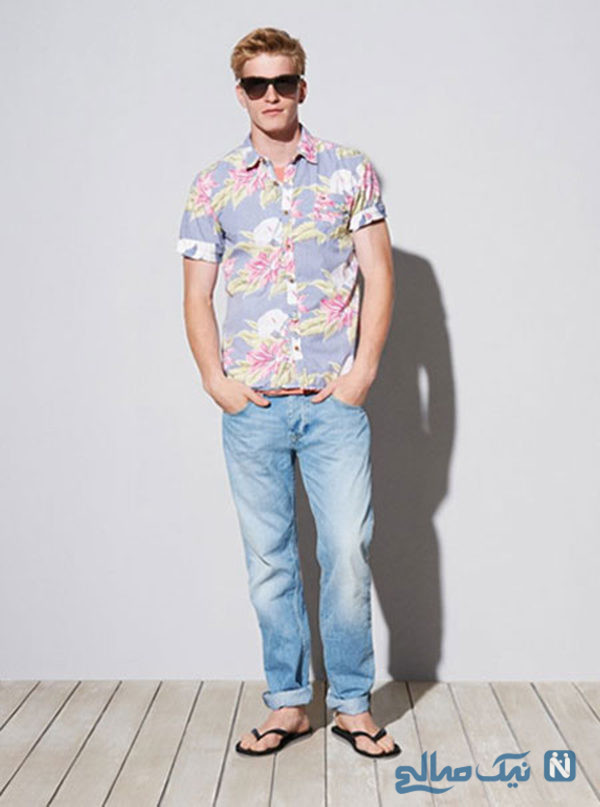 مدل لباس مردانه تابستان
