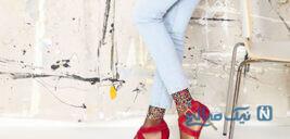 مدل کفش پاشنه بلند مناسب محل کار
