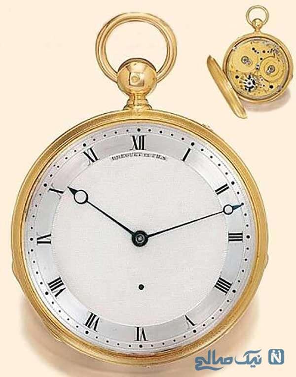 گران ترین ساعت دنیا