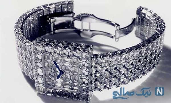 Chopard Super Ice Cubeقیمت ۱٫۱ میلیون دلار (حدود ۳٫۸۷۲٫۰۰۰٫۰۰۰ تومان)