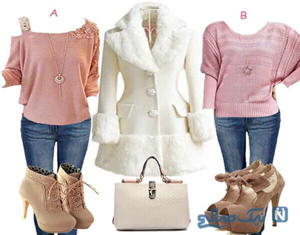 ست های لباس زمستانی
