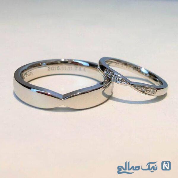 مدل حلقه های ازدواج