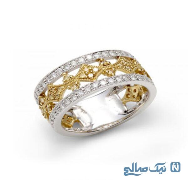 حلقه های ازدواج جدید