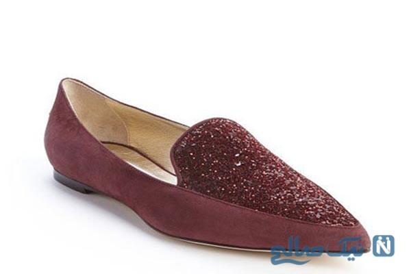 خوشگل ترین مدل کفش های زنانه به رنگ سال