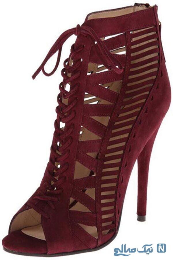 مدل کفش جلوباز
