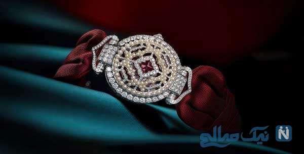 زیباترین جواهرات برند DASHI