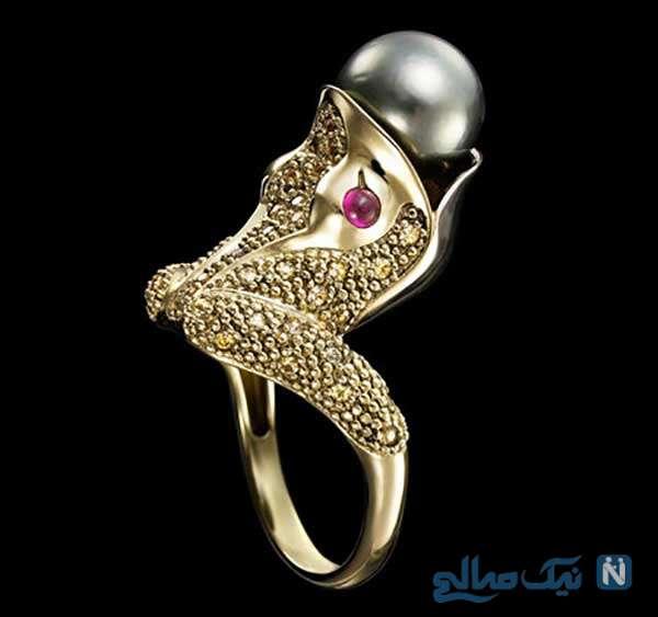 مدل جواهرات عجیب و دیدنی