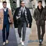 زیباترین مدل لباس زمستانی مردانه