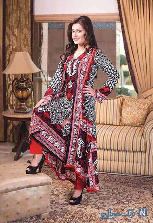 مدل های زیبا لباس پاکستانی مجلسی