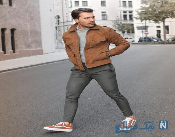 لباس های پاییزی مردانه شیک