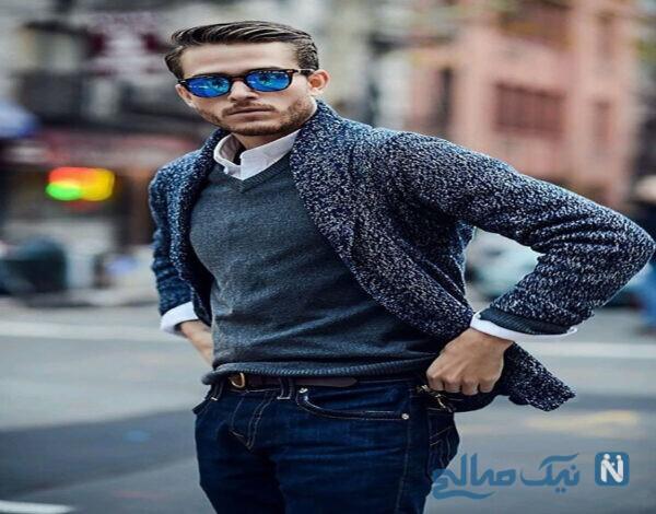 جدیدترین ست لباس مردانه پاییزی