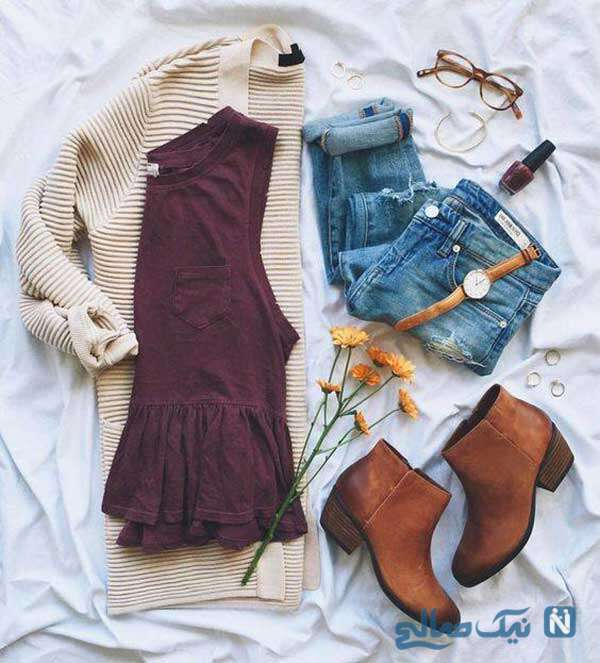 جدیدترین لباس های پاییز و زمستان