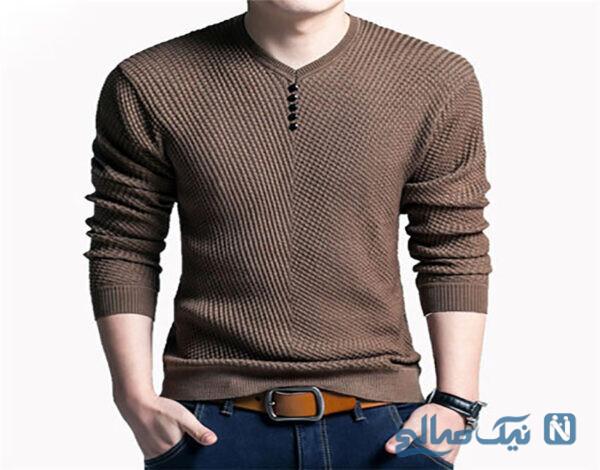 جدید ترین لباس گرم مردانه