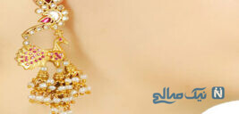 شیک ترین مدل های گوشواره از برندهای هندی