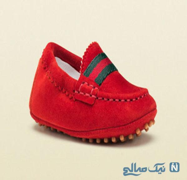 مدل کفش و پاپوش نوزادی