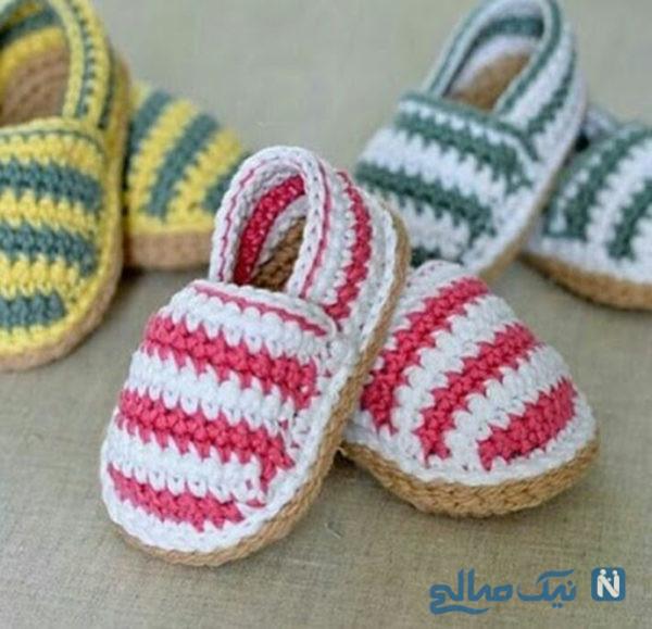 کفش و پاپوش نوزادی